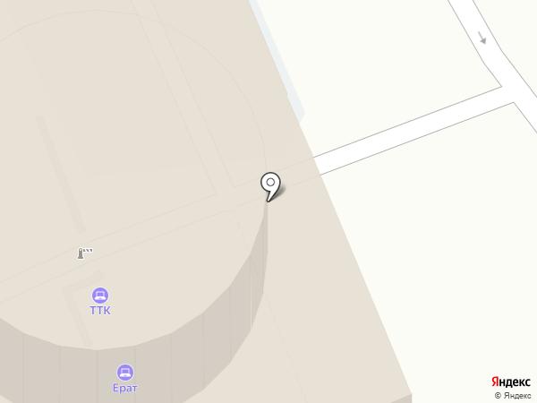 Интегра на карте Саратова