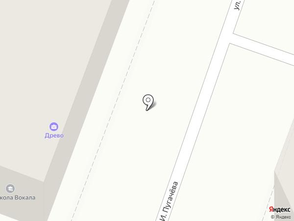 Адвокатский кабинет Дьяконовой С.В. на карте Саратова