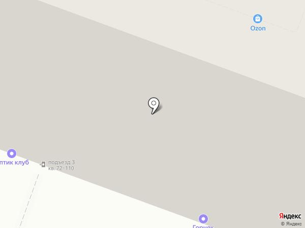 Юником-Центр на карте Саратова