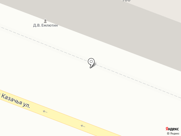 Академия чистоты на карте Саратова