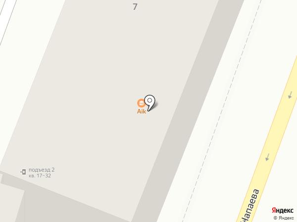 Sexy Life на карте Саратова