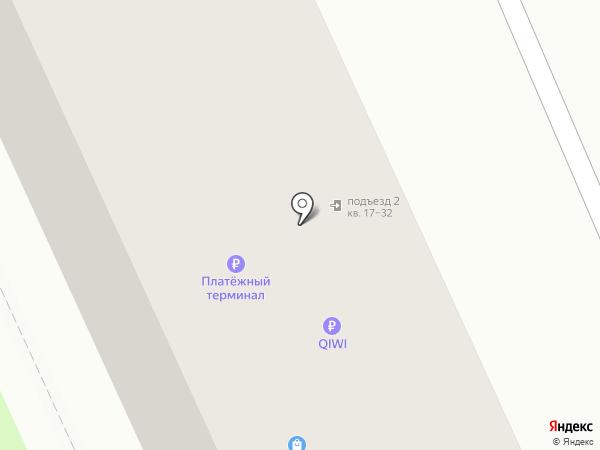 КОРАЛ ТРЕВЕЛ на карте Саратова