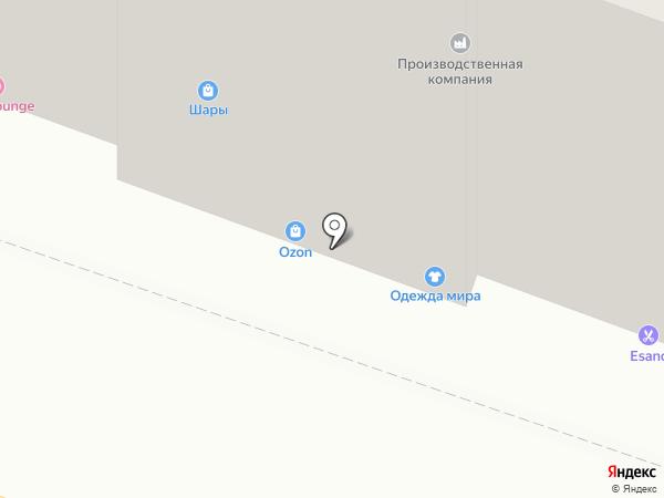Tupperware на карте Саратова