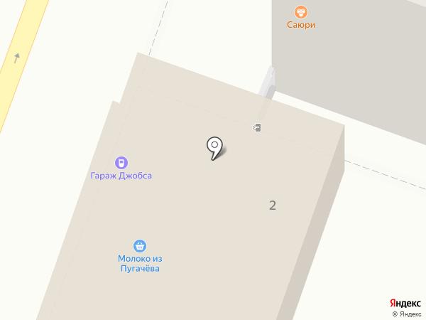 LTE-сервис на карте Саратова