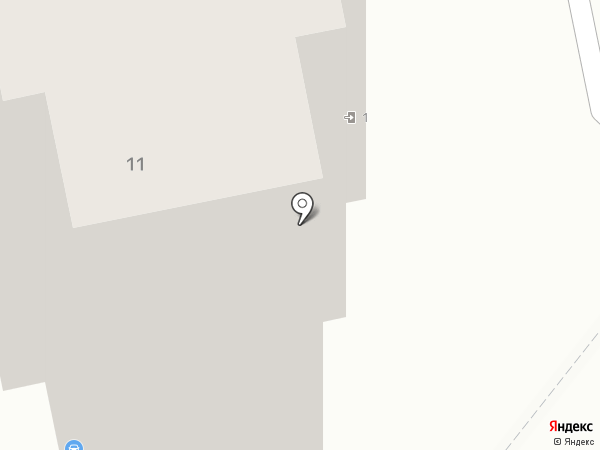 Авто-Стэк на карте Саратова
