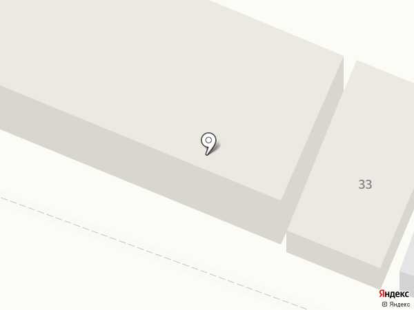 Ветеринарная клиника на карте Саратова