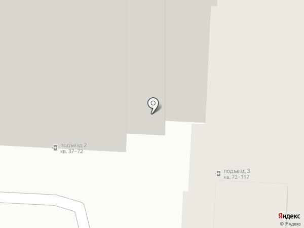 Новая Заря на карте Саратова