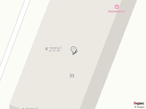 Всем миром на карте Саратова