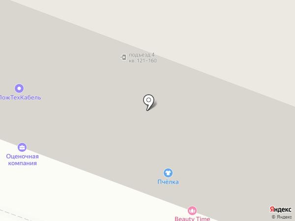 Патриот на карте Саратова