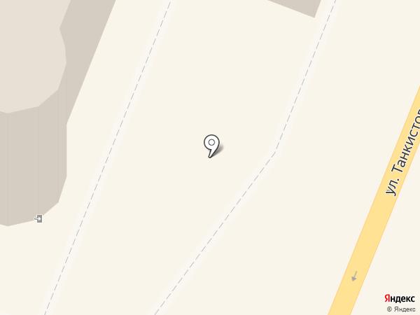 BLISS на карте Саратова