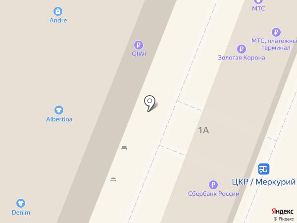 Банкомат, АКБ Росбанк на карте Саратова