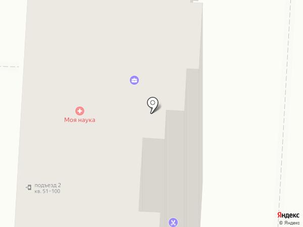 Система на карте Саратова
