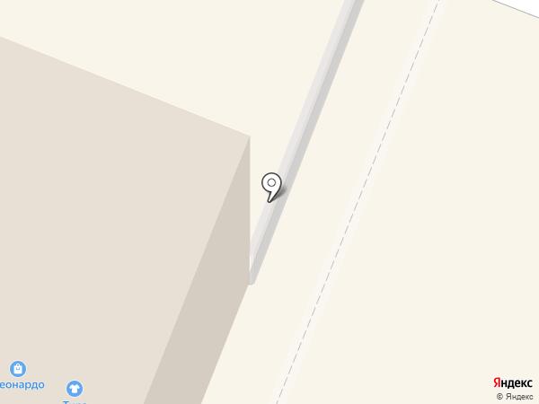 Emfa на карте Саратова