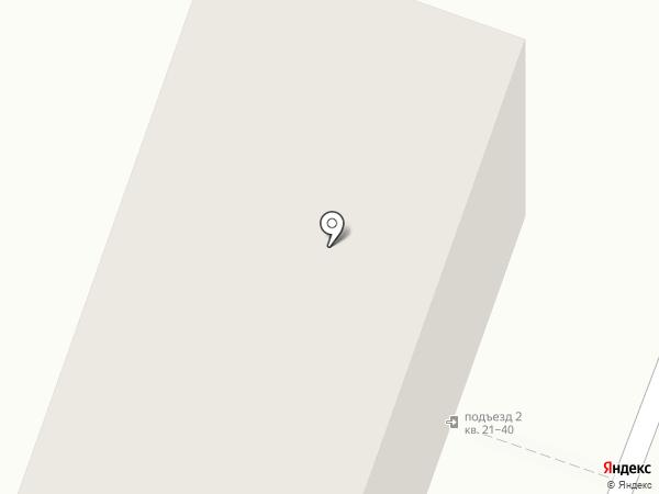 Мегалит на карте Саратова