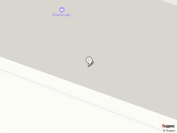 Гранат на карте Саратова