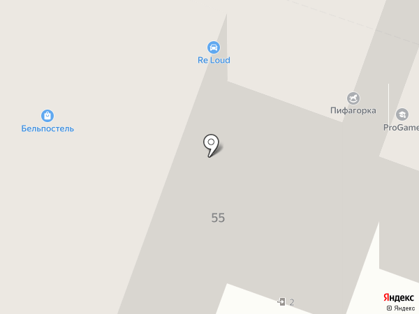 Сайт для Вас на карте Саратова