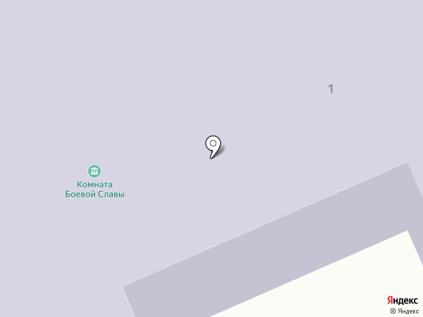 Лицей №62 на карте Саратова