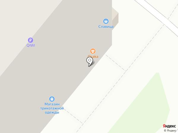 Суши Даром на карте Саратова