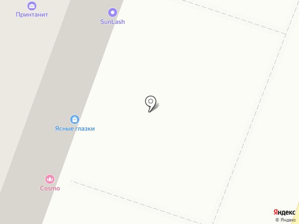 Мечта-93 на карте Саратова
