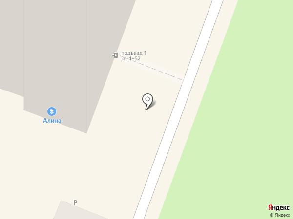 Адамас на карте Саратова
