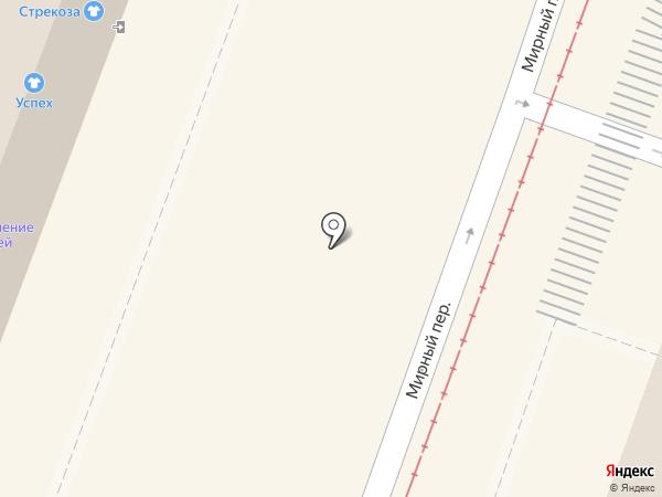 Успех на карте Саратова