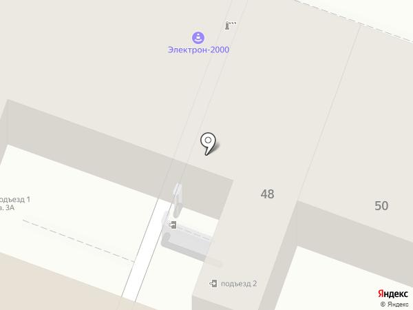 АТЛАС, АНО на карте Саратова