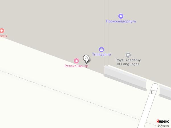 Terrasomnia на карте Саратова