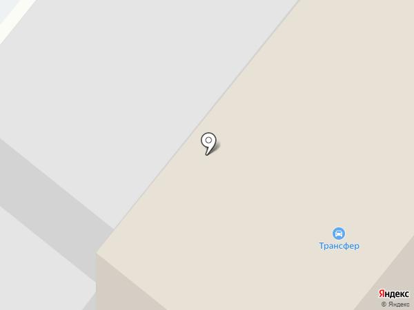 Дом Нуга Бест на карте Саратова