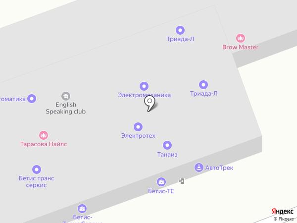 Энерго Плюс Гарант на карте Саратова