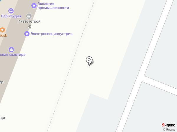 Шесть районов Саратова на карте Саратова