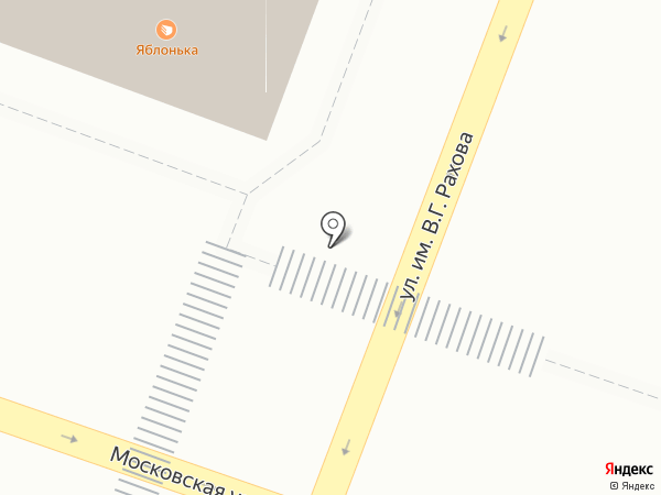 Аптека от склада на карте Саратова