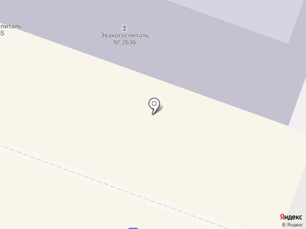 Музей истории СГАУ им Н.И. Вавилова на карте Саратова