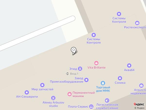 СаратовЭнергоСервис на карте Саратова
