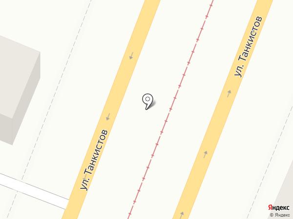 PRO на карте Саратова