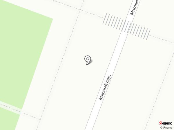 Чемодан на карте Саратова
