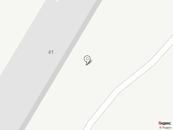Волжская Лада на карте Саратова