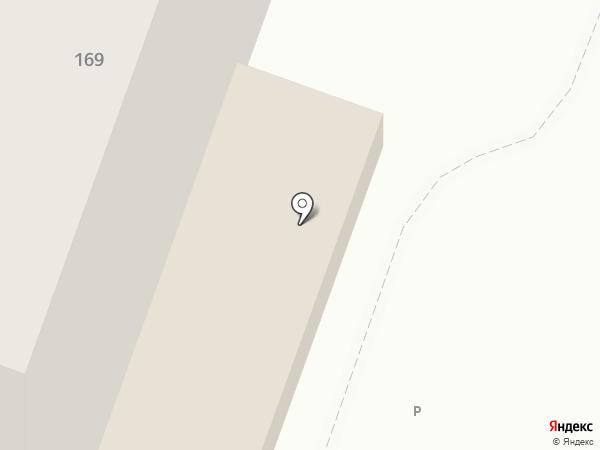 Саратовская фабрика натяжных потолков на карте Саратова