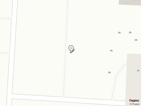 Вивьен на карте Саратова