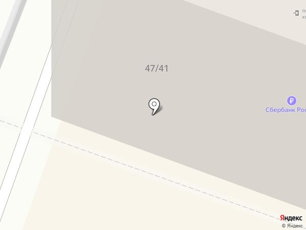 OFFLine на карте Саратова