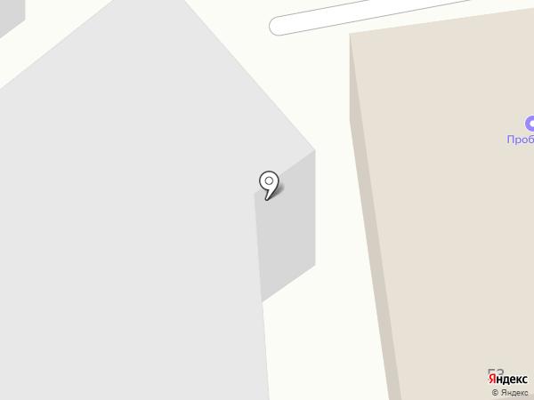 Газнефтемаш на карте Саратова