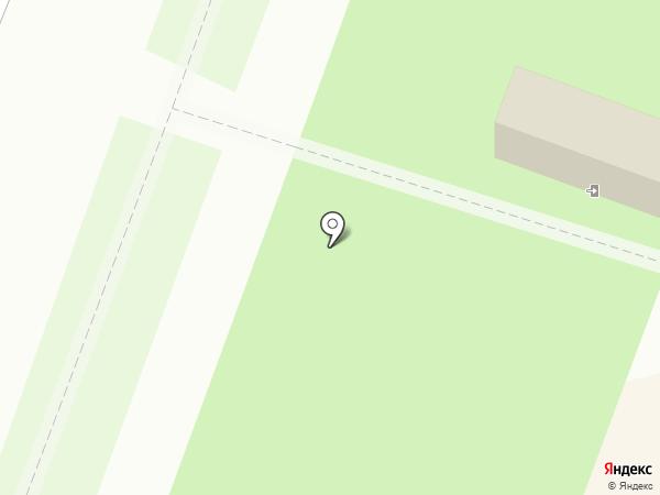 Булочная на карте Саратова