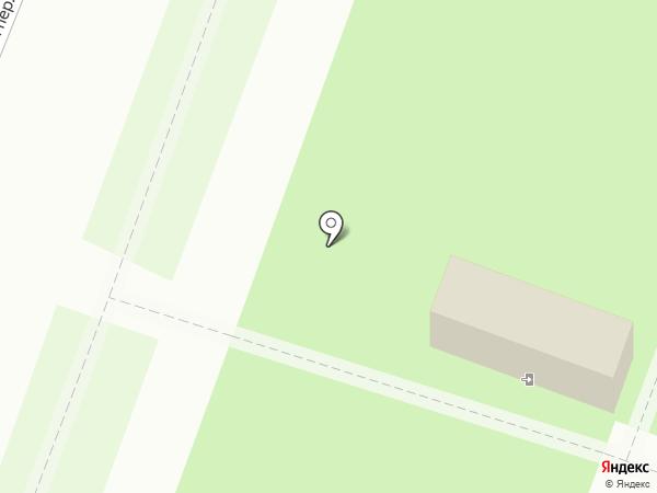 Добрая буренка на карте Саратова