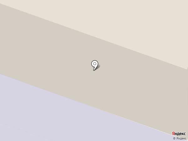 Спортивно-оздоровительный комплекс на карте Саратова