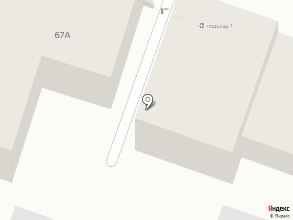 ZaDoor на карте Саратова