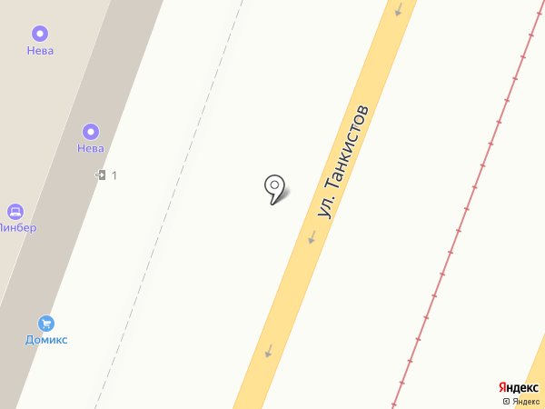 Gabib на карте Саратова