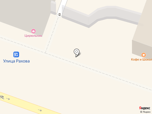 Хлебница на карте Саратова