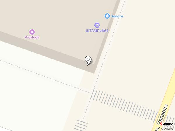 Second Life на карте Саратова