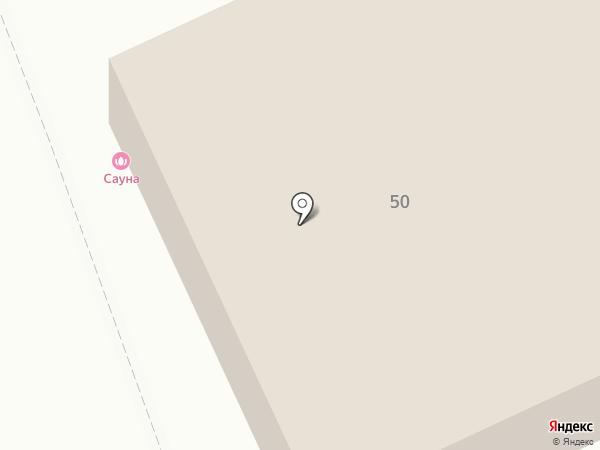 Сауна на Танкистов на карте Саратова
