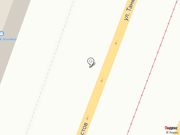 Грундфос на карте Саратова