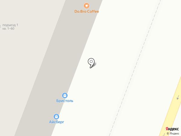 Чебоксарский трикотаж на карте Саратова